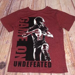 Place game day T-shirt toddler size 4